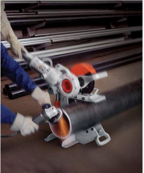 Máy cắt ống sắt