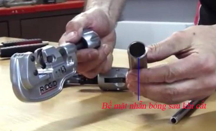 Dao cắt ống INOX