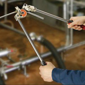 Dụng cụ uốn ống bằng tay Ridgid