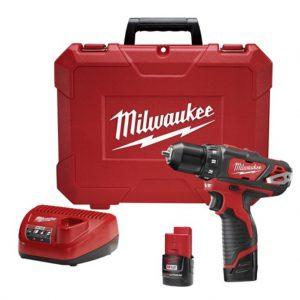Máy khoan pin M12 Milwaukee