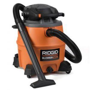 Máy hút bụi công suất lớn tích hợp máy thổi Ridgid WD1680EX