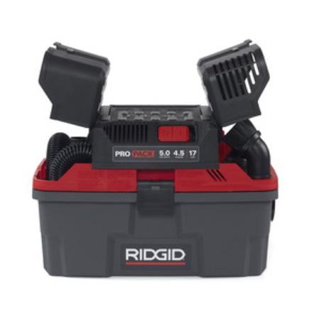 máy hút bụi di động Ridgid 4500RV Propack 4