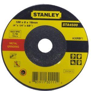 Đá mài inox Stanley STA4500 100x6x16mm