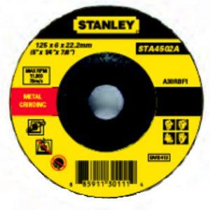Đá mài hợp kim Stanley STA4502A 125x6x22mm