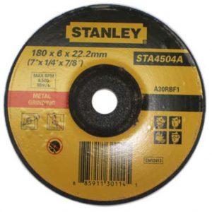 Đá mài sắt Stanley STA4504A 180x6x22mm