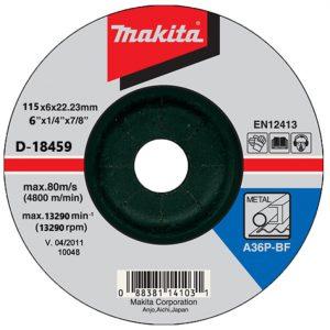 Đá mài hợp kim Makita D-18459 115x6x22mm
