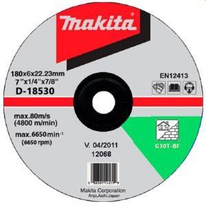 Đá mài inox Makita D-18530 150x6x22mm