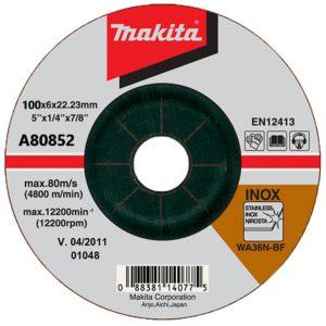 Đá mài kim loại Makita A-80852 100x6x16mm