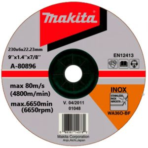 Đá mài kim loại Makita A-80896 230x6x22mm