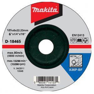 Đá mài Makita D-18465 125x6x22mm