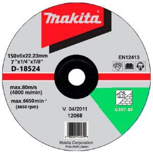 Đá mài thép Makita D-18524 150x6x22mm