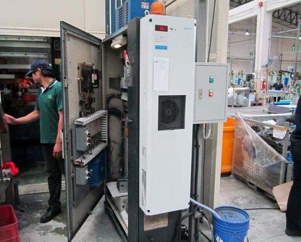 Máy làm mát tủ điều khiển tủ điện 2500w Model 70ACU/003