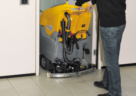 Nguyên lý hoạt động của máy chà sàn, tai sao bạn nên mua?