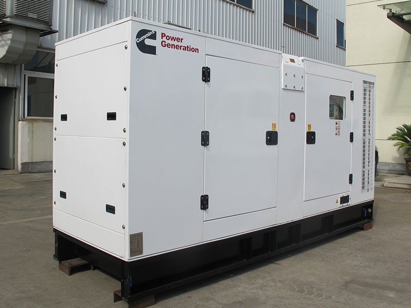 Máy phát điện 150kva đáp ứng kịp thời nhu cầu tải của nhà máy một cách nhanh chóng