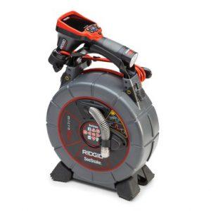 Máy camera nội soi công nghiệp Ridgid Microreel