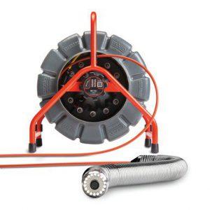 Bộ dây nội soi công nghiệp Ridgid mini camera