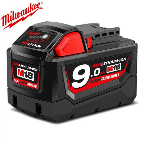 Pin Milwaukee 18V 9.0Ah