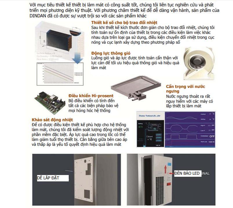 tại sao lựa chọn điều hòa tủ điện