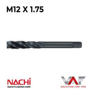 Mũi taro xoắn Nachi-M12X1.75