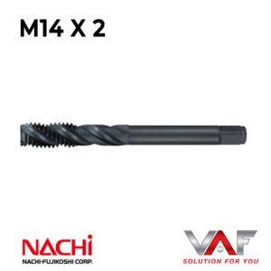 Mũi taro xoắn Nachi-M14X2