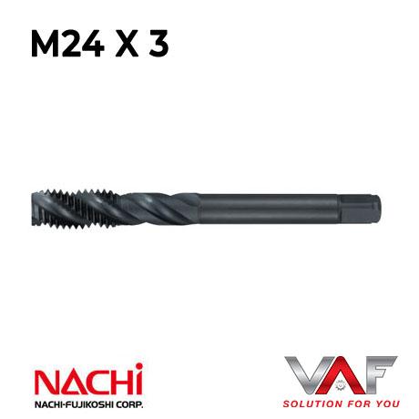 Mũi taro xoắn Nachi-M24X3