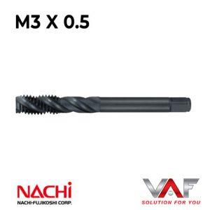 Mũi taro xoắn Nachi-M3X0.5