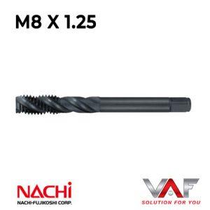 Mũi taro xoắn Nachi-M8X1.25