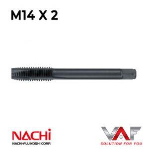Mũi Taro thẳng NACHI M14x2 – STPO14M2R L6868