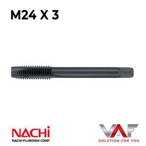 Mũi Taro thẳng NACHI M24x3 – STPO24M3R L6868