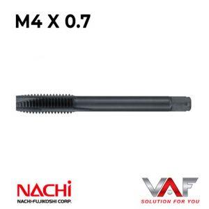 Mũi Taro thẳng NACHI M4x0.7 – STPO4M0.7R L6868