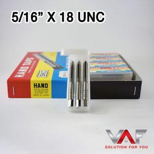 """Mũi taro hệ Inch UNC 5/16""""X18"""