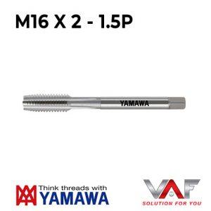 Mũi taro Yamawa-M16 X 2 - 1.5P