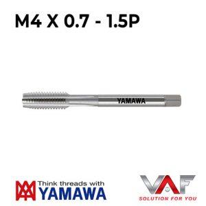 Mũi taro tay Yamawa-M4x0.7