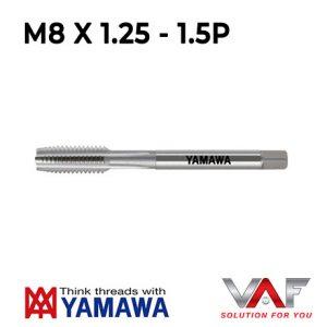 Mũi taro tay Yamawa-M8X1.25
