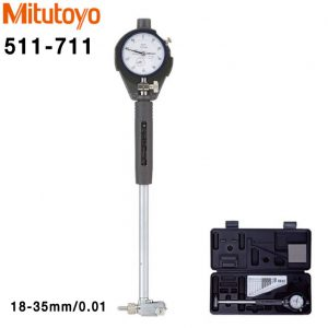 ĐỒNG HỒ HỒ ĐO LỖ MITUTOYO 511-711 (18-35mm/0.01)