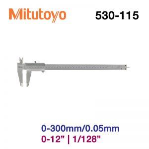 thước cặp cơ khí Mitutoyo 530-115 300mm