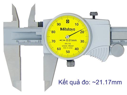 cách sử dụng thước cặp đồng hồ