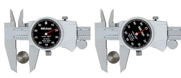 cân chỉnh thước cặp đồng hồ