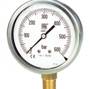 Đồng hồ đo áp suất Nuova Fima  MGS10