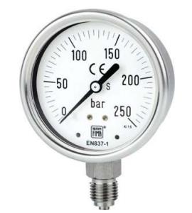 Đồng hồ đo áp suất Nuova Fima  MGS18