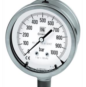 Đồng hồ đo áp suất Nuova Fima MGS20