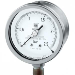 Đồng hồ đo áp suất Nuova Fima  MGS21