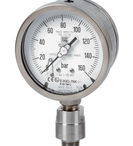 Đồng hồ đo áp suất Nuova Fima  MGS41