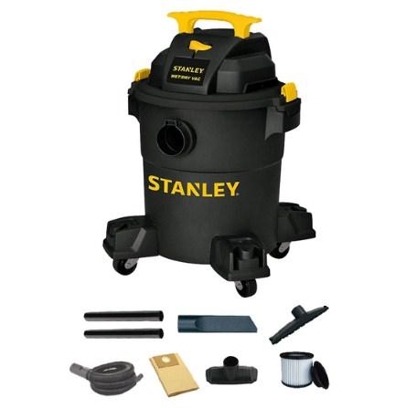 Máy hút bụi công nghiệp khô và ướt Stanley USA-SL19116P