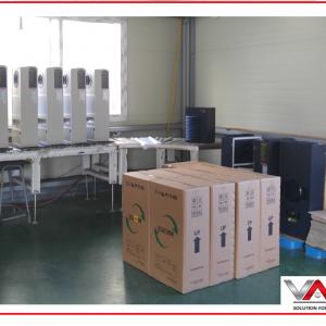 Điều hòa tủ điện DCA3000SM