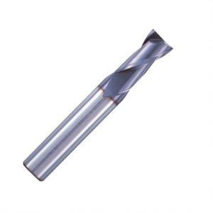 Mũi dao phay thép gió phủ TiALN – 2 me  10.5mm Nachi 2VE10.5