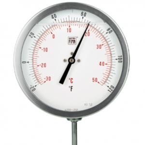Đồng hồ đo nhiệt độ Nuova Fima TB9