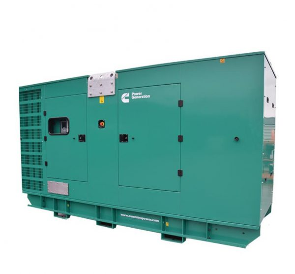 Máy phát điện CUMMINS 275 KVA MPE-313C