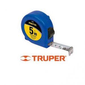 Thước cuộn thép 3m màu xanh TRUPER Model 21609