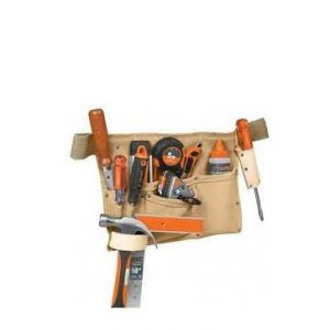 Túi đeo dụng cụ chất liệu Polyester TRUPER Model 15313